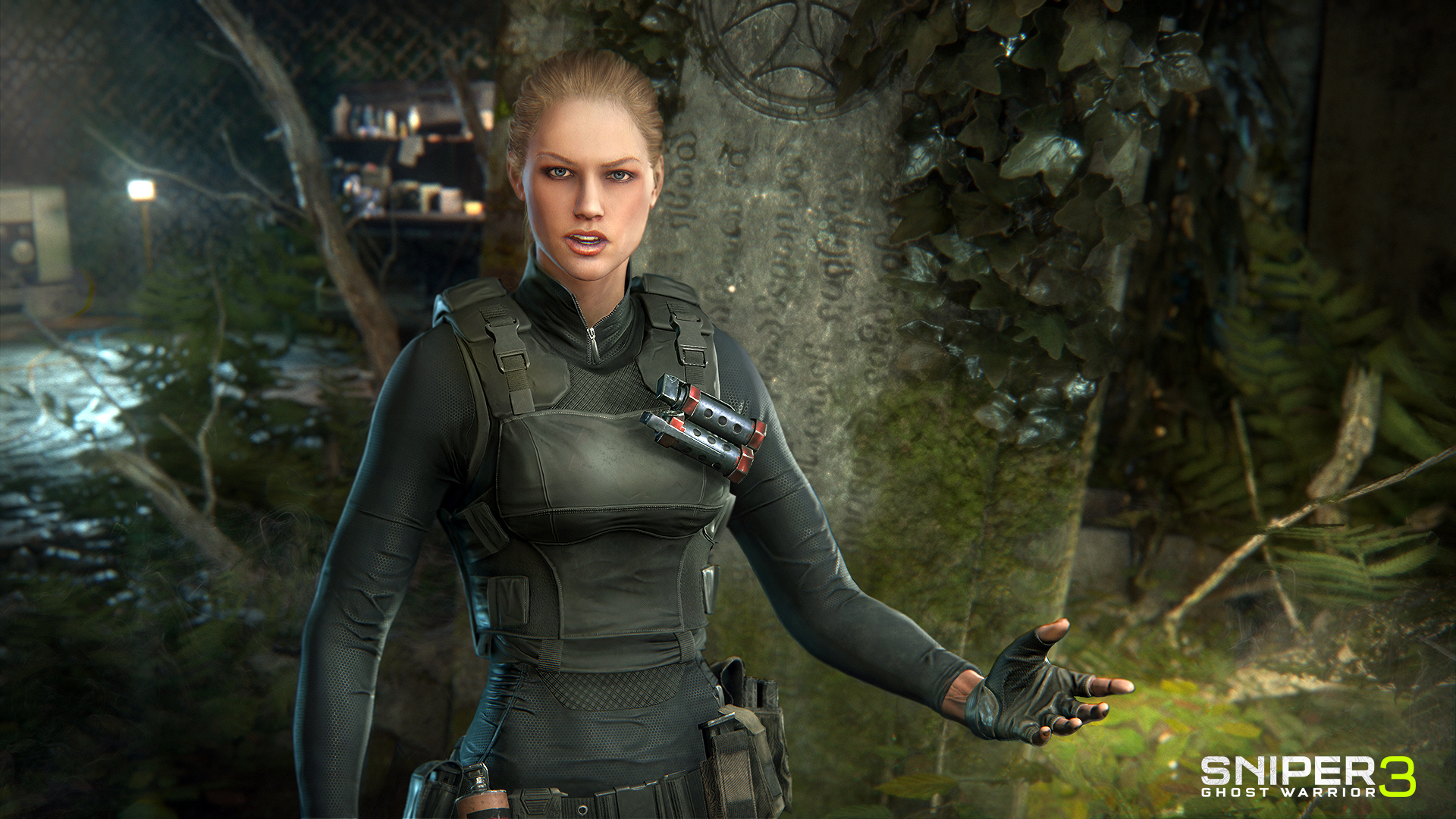 KHAiHOM.com - Sniper Ghost Warrior 3 - The Escape of Lydia