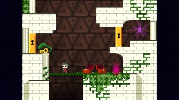 Screenshot of Recursed
