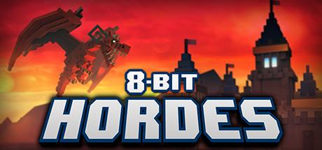 8-Bit Hordes Cover Image