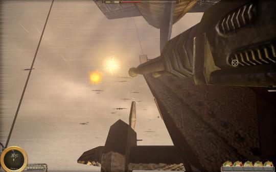 Flight of the Icarus скриншот