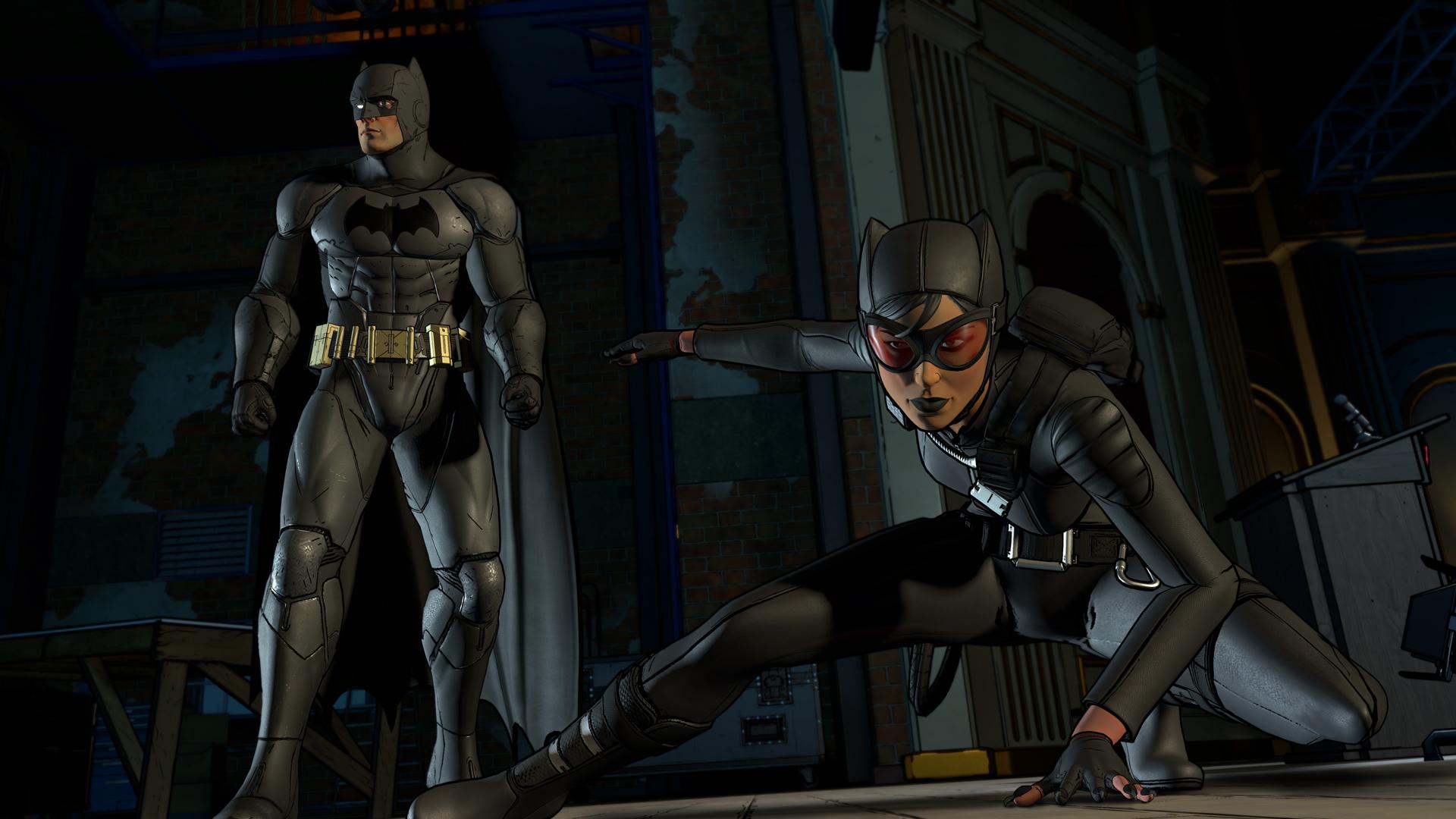 Batman - The Telltale Series Screenshot 3