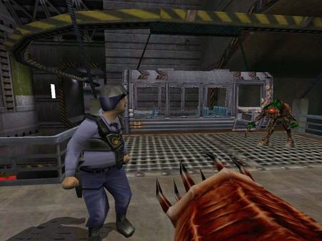 Screenshot of Half-Life: Opposing Force