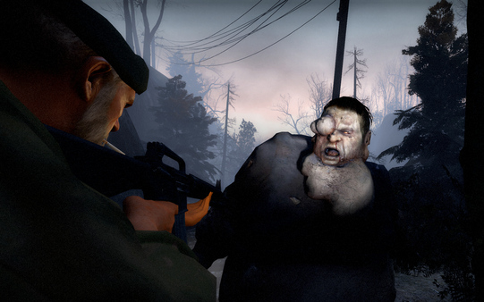 скриншот Left 4 Dead 0