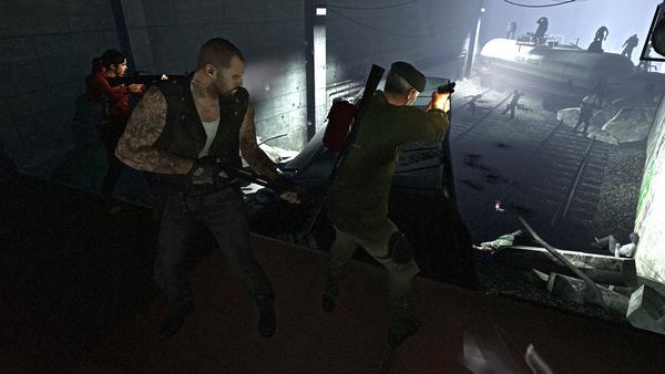 скриншот Left 4 Dead 1