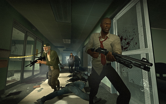 Left 4 Dead (L4D) скриншот