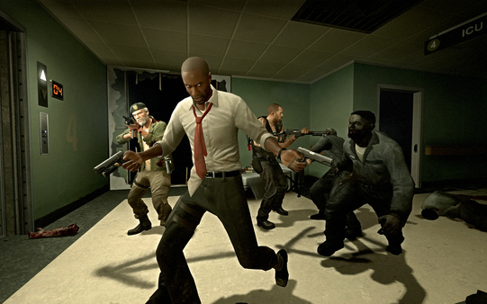 скриншот Left 4 Dead 3