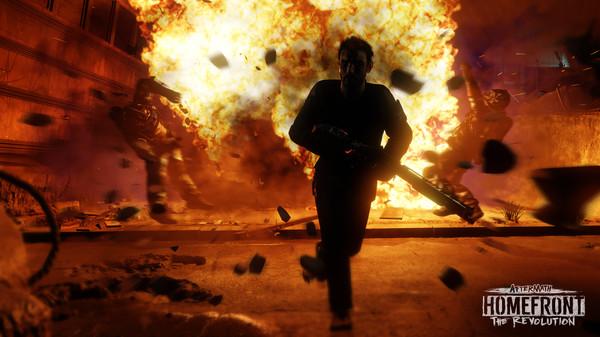 Скриншот №6 к Homefront® The Revolution - Aftermath