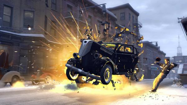 скриншот Mafia II (Mafia 2 Classic) 0