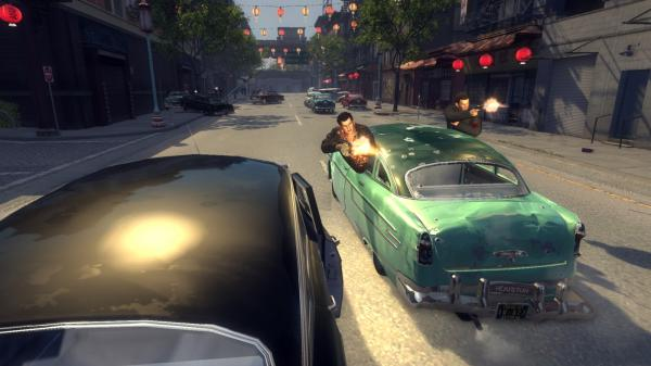 скриншот Mafia II (Mafia 2 Classic) 4