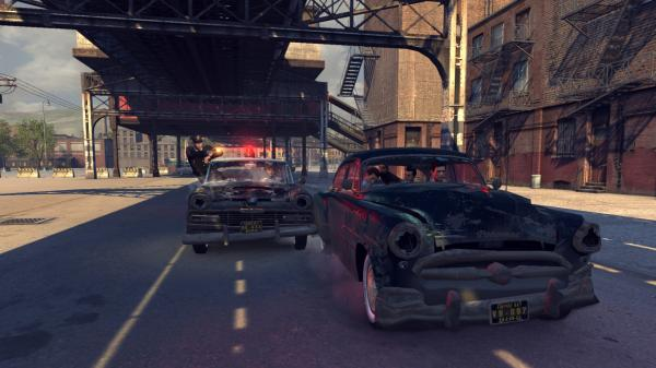 скриншот Mafia II (Mafia 2 Classic) 3