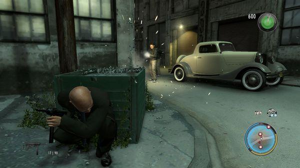 Скриншот №2 к Mafia II DLC Jimmys Vendetta
