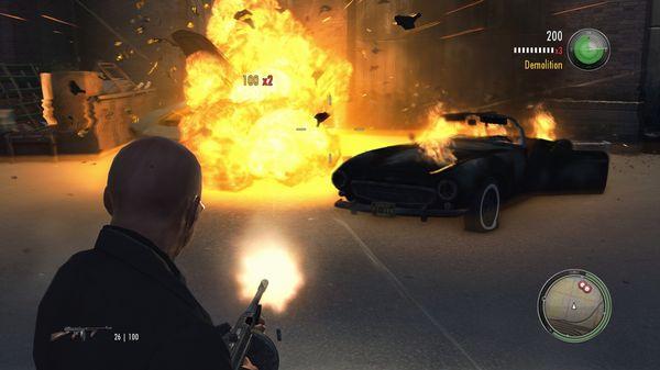 Скриншот №3 к Mafia II DLC Jimmys Vendetta