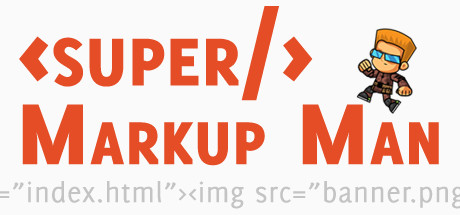 Super Markup Man Cover Image