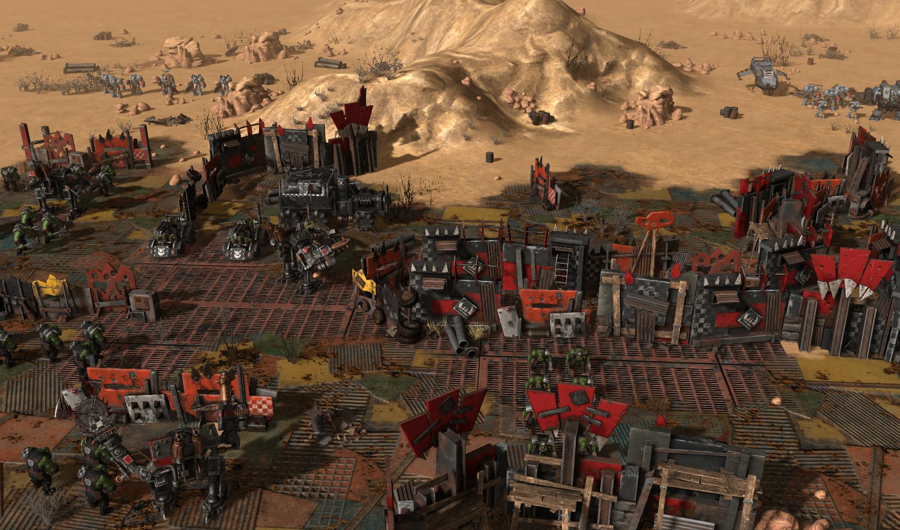 Warhammer 40000: Sanctus Reach Free Download