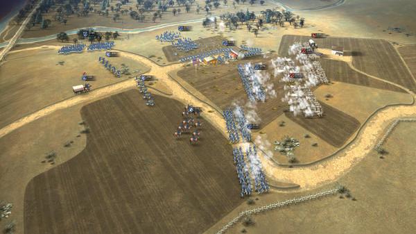 Ultimate General: Civil War Captura 3