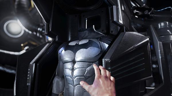 Скриншот №1 к Batman™ Arkham VR