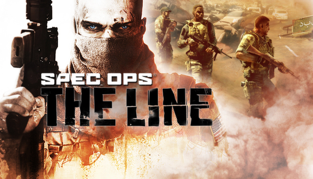 Spec Ops: The Line game