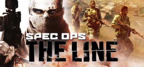 Spec Ops: The Line Cover Image