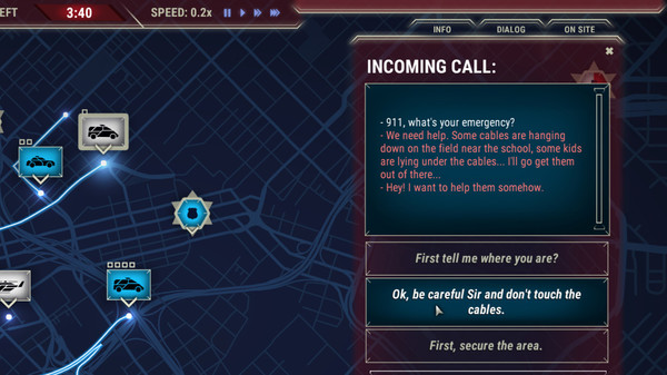 скриншот 911 Operator 2