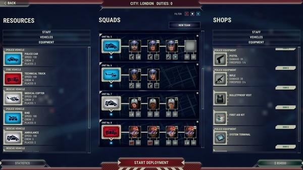 скриншот 911 Operator 3