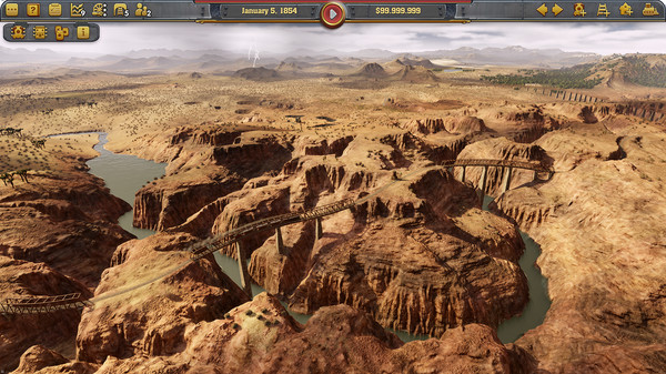 Скриншот №9 к Railway Empire