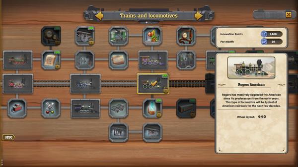 Скриншот №4 к Railway Empire