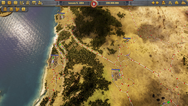 Скриншот №5 к Railway Empire