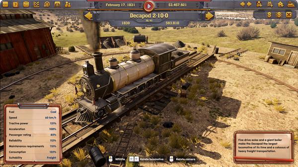 Скриншот №8 к Railway Empire