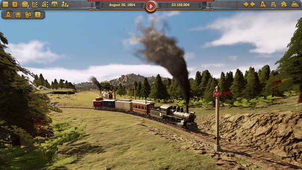Скриншот №7 к Railway Empire