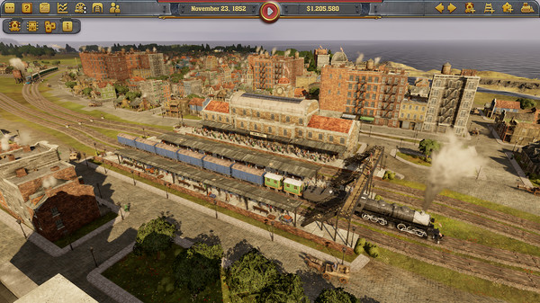 Скриншот №11 к Railway Empire