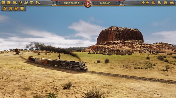 Скриншот №3 к Railway Empire