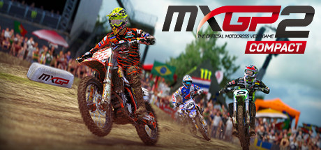MXGP2 - The Official Motocross Videogame Compact Cover Image