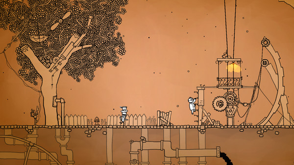 Скриншот №1 к 39 Days to Mars