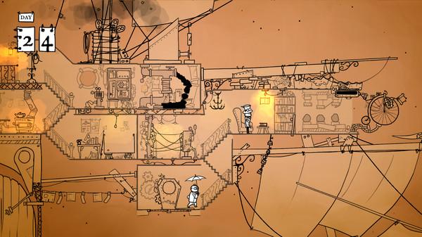 Скриншот №2 к 39 Days to Mars