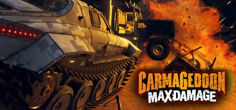 Carmageddon: Max Damage Cover Image