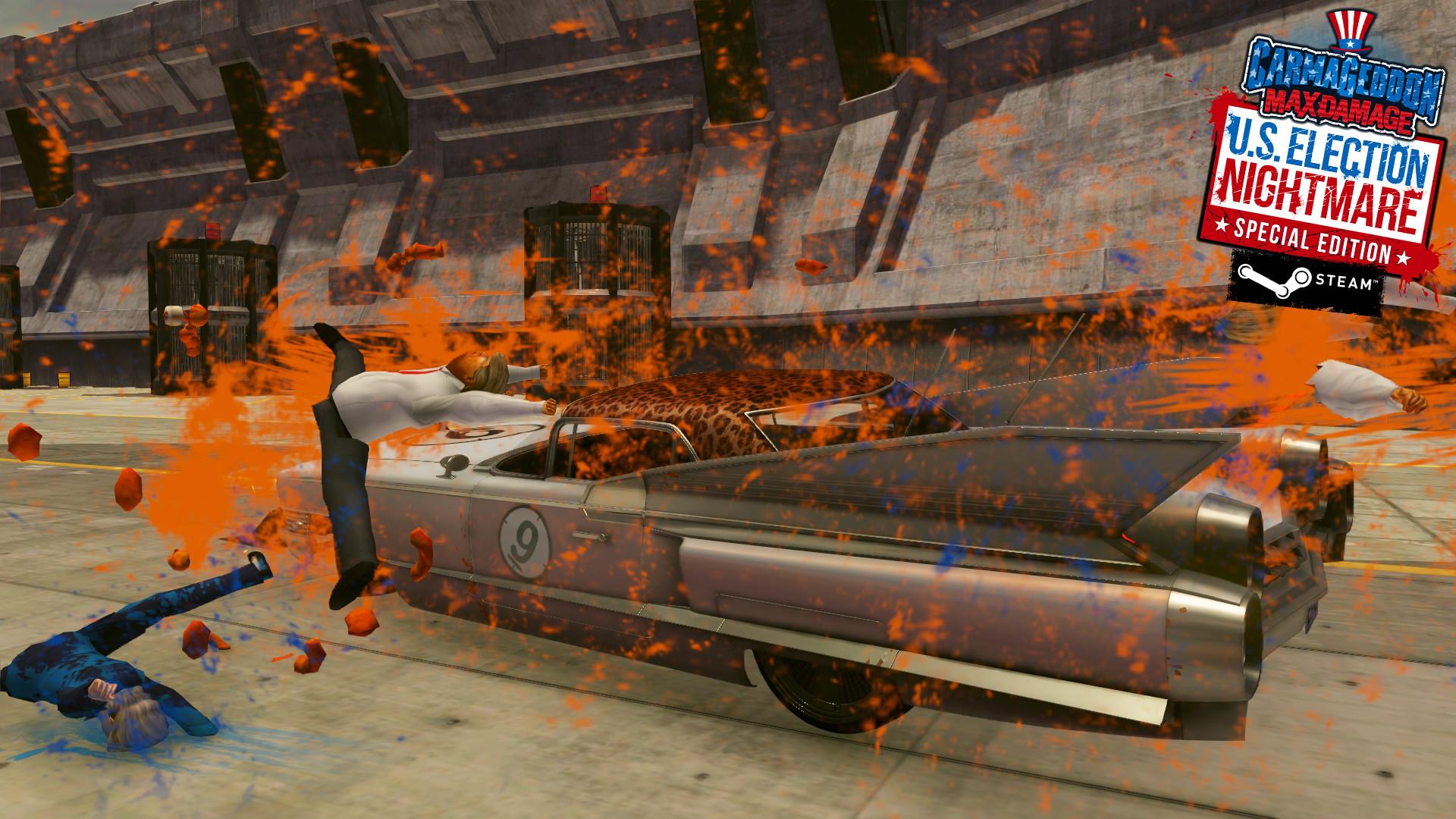 Carmageddon: Max Damage Screenshot 2
