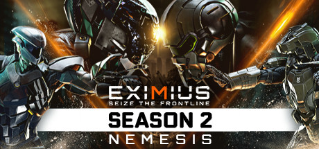 Eximius: Seize the Frontline Cover Image