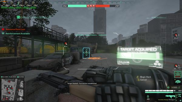 Eximius: Seize the Frontline screenshot
