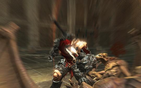 Darksiders скриншот