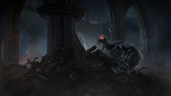 Скриншот №1 к DARK SOULS™ III - Ashes of Ariandel™