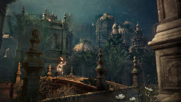 Скриншот №3 к DARK SOULS™ III - The Ringed City™