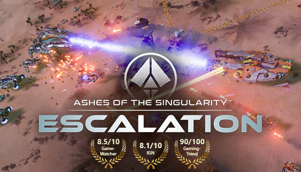 Download Ashes of the Singularity: Escalation – Core Worlds DLC v3.1 REPACK – KaOs Cracked Torrent Direct Link PC Cover 1