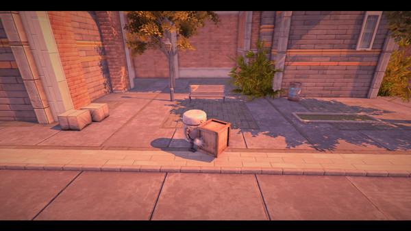 Скриншот №2 к Scrap Garden - The Day Before