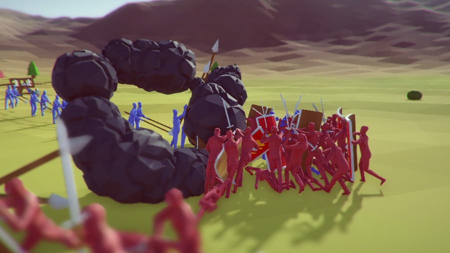 Totally Accurate Battle Simulator Screenshot 1
