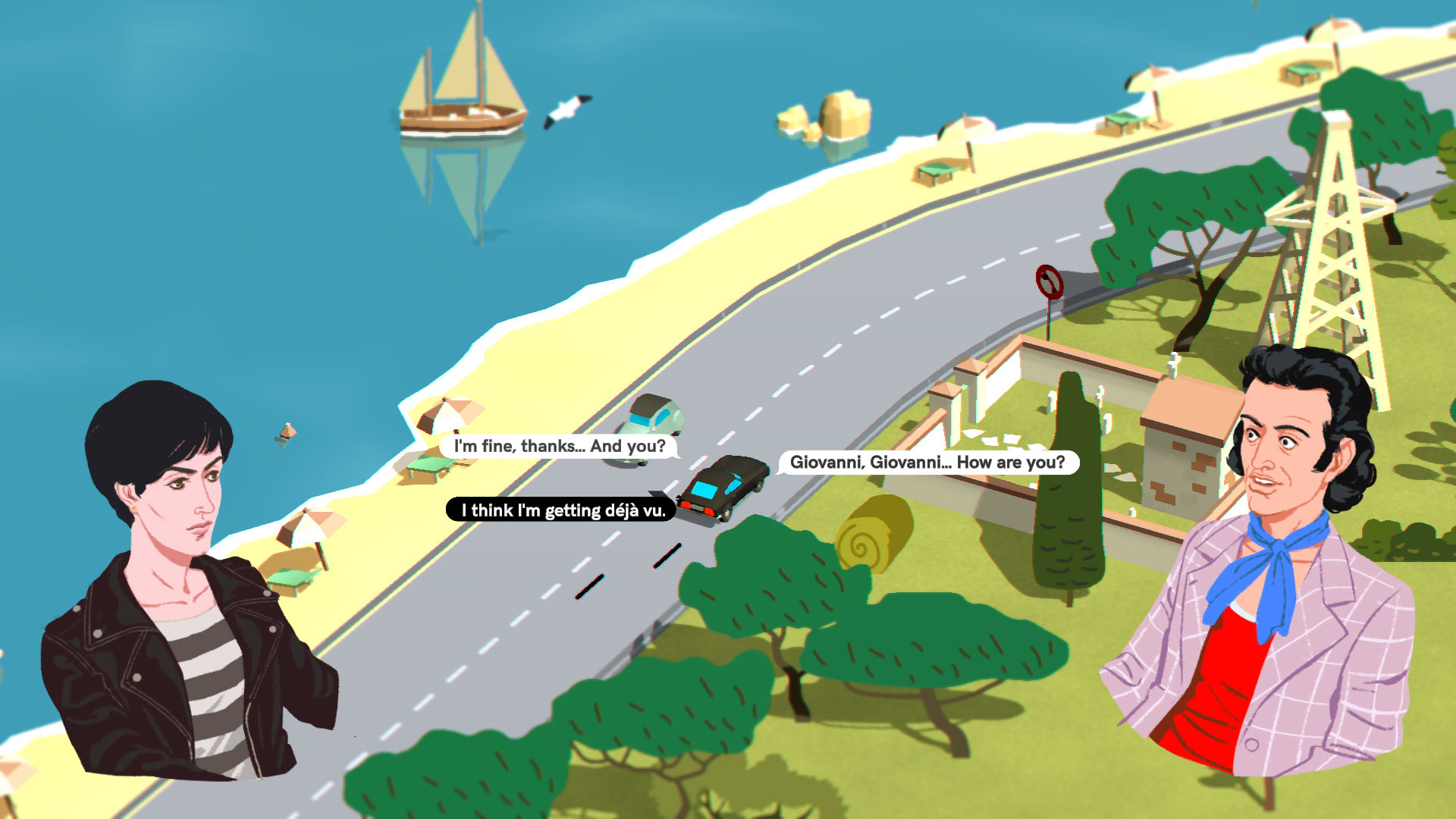 Wheels of Aurelia Screenshot 3