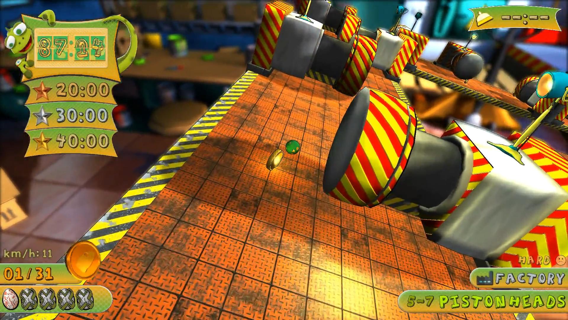 Escape Lizards Screenshot 2