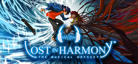 Lost in Harmony Cover Image