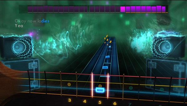 "Скриншот №3 к Rocksmith® 2014 – OutKast - ""Hey Ya!"""