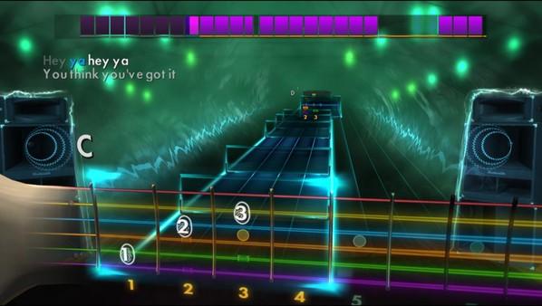 "Скриншот №2 к Rocksmith® 2014 – OutKast - ""Hey Ya!"""