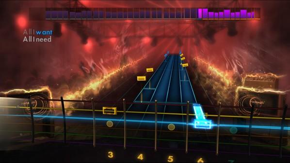 Скриншот №3 к Rocksmith® 2014 – Anniversary Song Pack